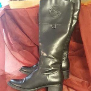Etienne Aigner Riding Boots
